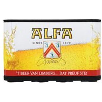 Productafbeelding Alfa Bier Krat