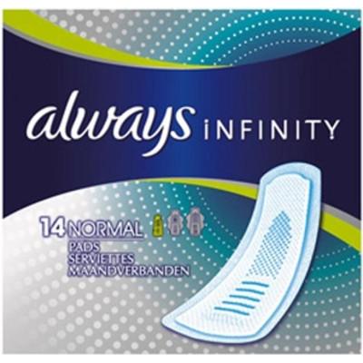 Productafbeelding Always Inlegkruisjes Infinity Normal