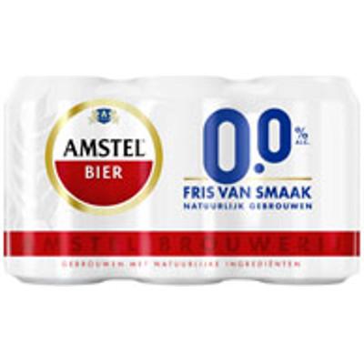Productafbeelding Amstel Bier 0.0 Blik