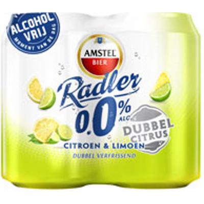 Productafbeelding Amstel Radler 0.0 Dubbel Citrus Blik