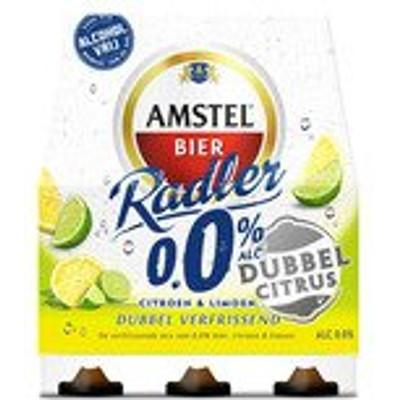 Productafbeelding Amstel Radler 0.0 Dubbel Citrus Fles