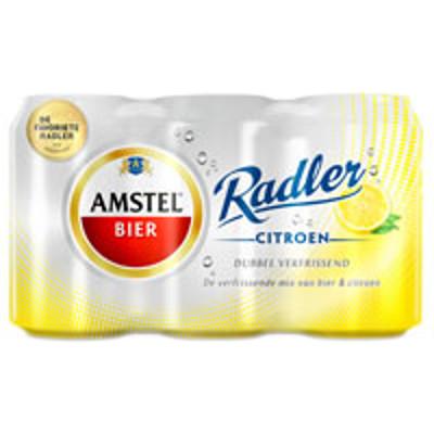 Productafbeelding Amstel Radler Citroen Blik
