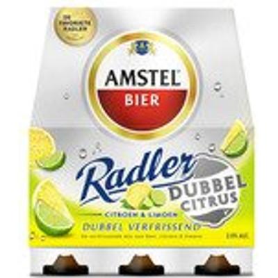 Productafbeelding Amstel Radler Dubbel Citrus Fles
