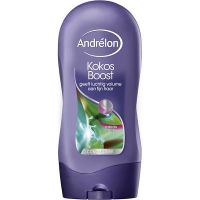 Productafbeelding Andrélon Conditioner Kokos Boost