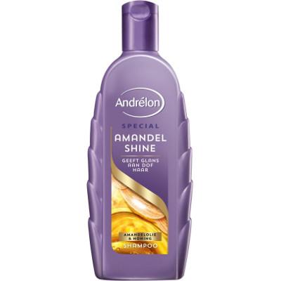 Productafbeelding Andrélon Shampoo Amandel Shine