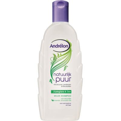 Productafbeelding Andrélon Shampoo Natuurlijk Puur Zijdeglans & Zen