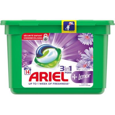 Productafbeelding Ariel 3in1 Pods Lenor