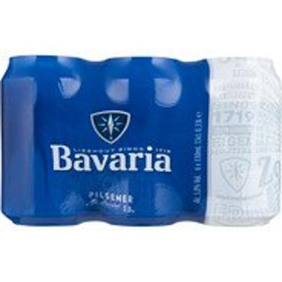 Productafbeelding Bavaria Bier Blik
