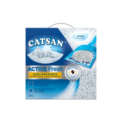 Productafbeelding Catsan Kattenbakvulling Active Fresh