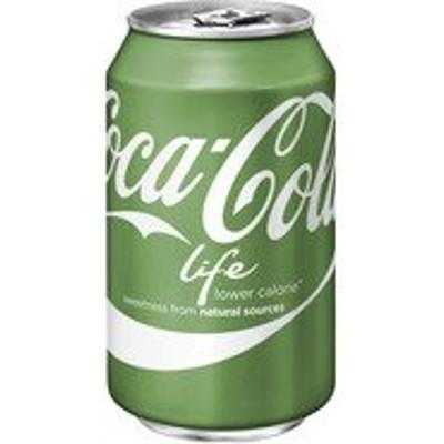 Productafbeelding Coca-Cola Life Blik