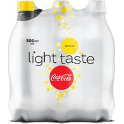 Productafbeelding Coca-Cola Light Lemon Fles klein