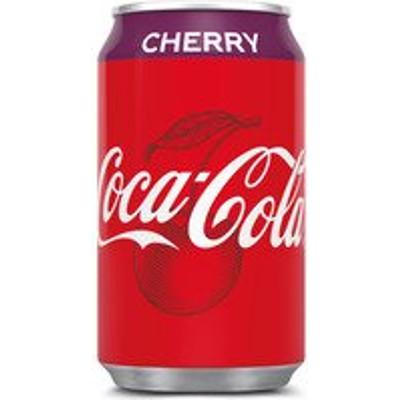 Productafbeelding Coca-Cola Regular Cherry Blik