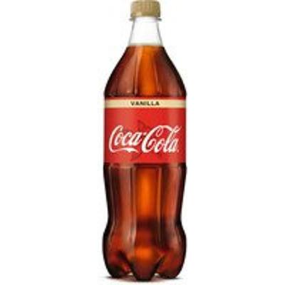 Productafbeelding Coca-Cola Regular Vanilla Fles