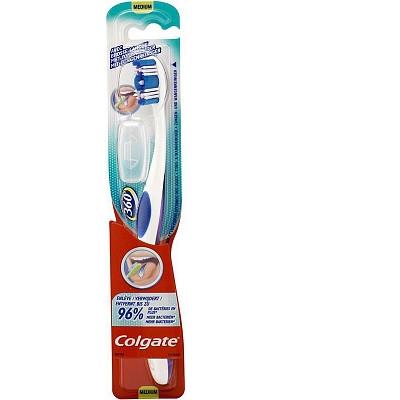 Productafbeelding Colgate Tandenborstel Whole Mouth Clean Medium