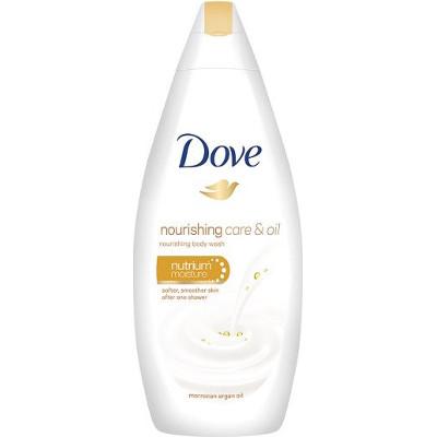 Productafbeelding Dove Douchegel Nourishing Oil & Care