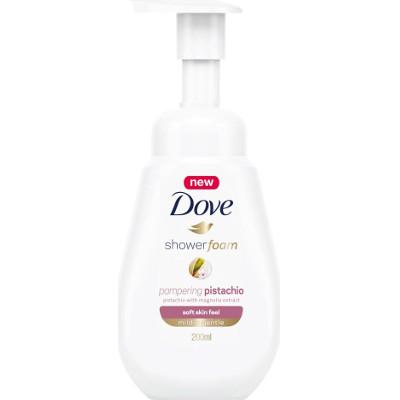 Productafbeelding Dove Doucheschuim Pampering Pistachio