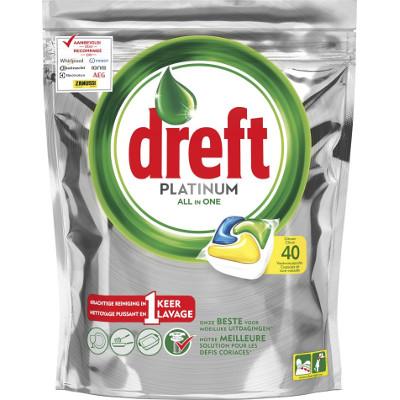 Productafbeelding Dreft Platinum Citroen