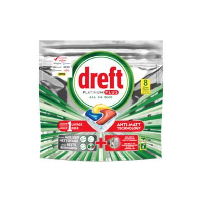Productafbeelding Dreft Platinum Plus Citroen