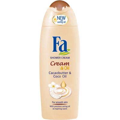 Productafbeelding Fa Douchegel Cream & Oil Kokos & Cacao