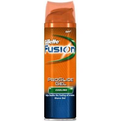Productafbeelding Gillette Scheergel Fusion Proglide Cooling