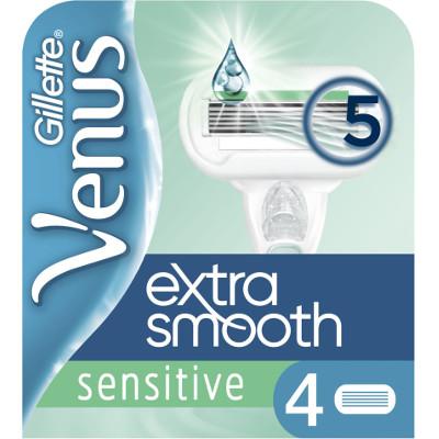 Productafbeelding Gillette Scheermesjes Extra Smooth Sensitive