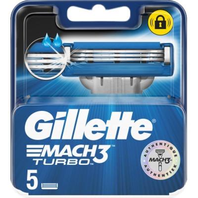 Productafbeelding Gillette Scheermesjes Mach3 Turbo