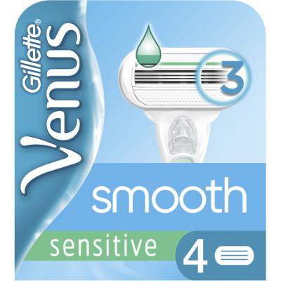 Productafbeelding Gillette Scheermesjes Smooth Sensitive