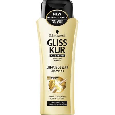 Productafbeelding Gliss Kur Shampoo Ultimate Oil Elixir