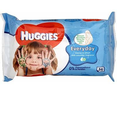 Productafbeelding Huggies Babydoekjes Everyday