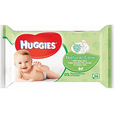Productafbeelding Huggies Billendoekjes Natural Care