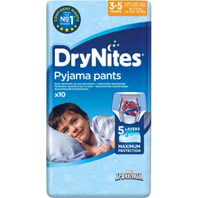 Productafbeelding Huggies DryNites Boy 3-5 jaar