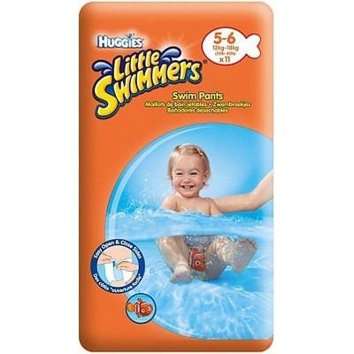 Productafbeelding Huggies Little Swimmers Maat 5-6
