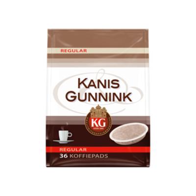 Productafbeelding Kanis & Gunnink Koffiepads Regular