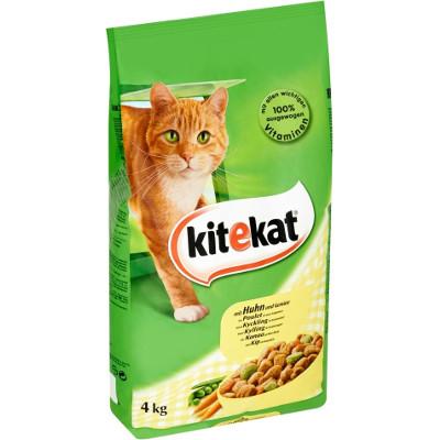 Productafbeelding Kitekat Kattenbrokken Kip