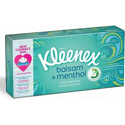 Productafbeelding Kleenex Tissues Balsam + Menthol