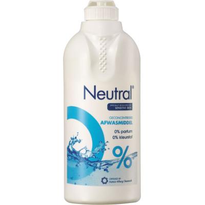 Productafbeelding Neutral Afwasmiddel Parfumvrij