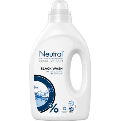 Productafbeelding Neutral Vloeibaar Wasmiddel Zwart
