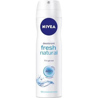 Productafbeelding Nivea Deospray Fresh Natural