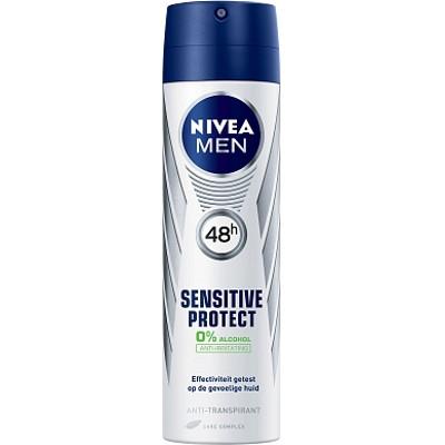 Productafbeelding Nivea Men Deospray Sensitive