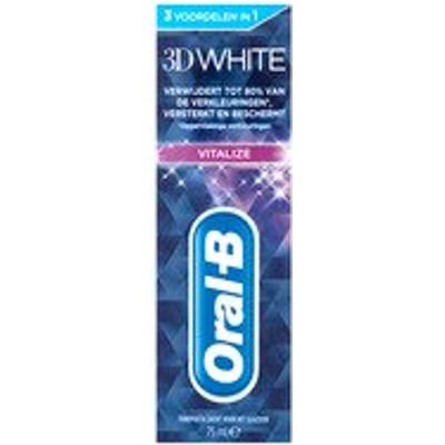 Productafbeelding Oral-B Tandpasta 3D White Vitalize
