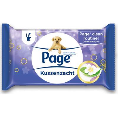 Productafbeelding Page Vochtig Toiletpapier Kussenzacht