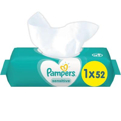 Productafbeelding Pampers Babydoekjes Sensitive