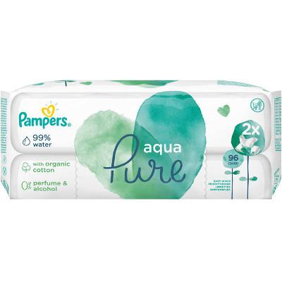 Productafbeelding Pampers Billendoekjes Aqua Pure