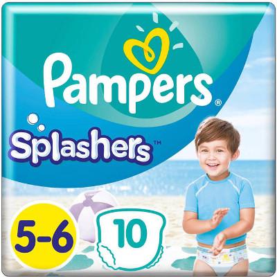 Productafbeelding Pampers Splashers Maat 5-6