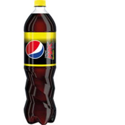 Productafbeelding Pepsi Max Lemon Fles groot