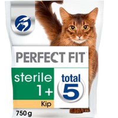 Productafbeelding Perfect Fit Kattenbrokken Sterile 1+ Kip