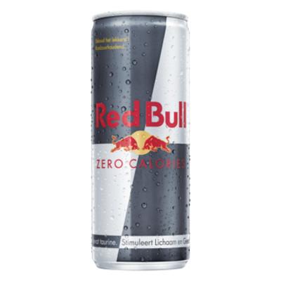 Productafbeelding Red Bull Energy Drink Zero Calories
