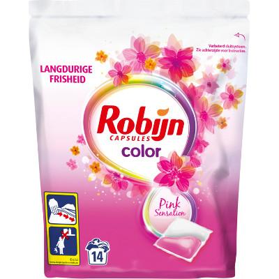 Productafbeelding Robijn Capsules Pink Sensation