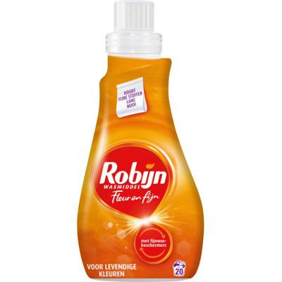 Productafbeelding Robijn Vloeibaar wasmiddel Fleur & Fijn