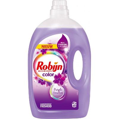 Productafbeelding Robijn Vloeibaar Wasmiddel Purple Sensation